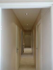 Faux Plafond Pvc : beautiful model faux plafond couloir photos ~ Premium-room.com Idées de Décoration