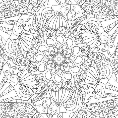 Kleurplaat Voor Volwassenen by 20 Nieuwe Mandala Kleurplaat Volwassenen Win Charles