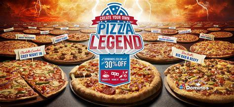 Domino's  Pizza Legend — Matt Robertson Creative Retouching