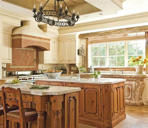 Home Design Ideas Shabby Chic Country Kitchen Décor With