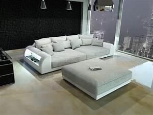 Sofa Dreams : xxl big sofa miami megasofa mit beleuchtung bigsofa ~ A.2002-acura-tl-radio.info Haus und Dekorationen