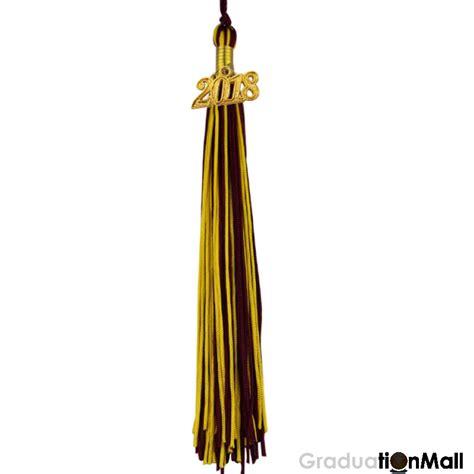 tassel colors colors tassel maroon gold