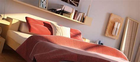 chambre 3d perspective chambre 3d décoration dé