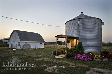 grain bin houses kyle spradley photography blog granny s country cottage