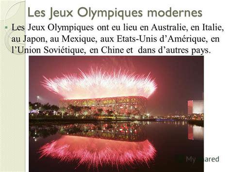 les jeux olympiques modernes 28 images jeux olympiques modernes la grece autrement les jeux