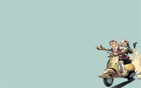 Vespa S 4k Wallpapers by Anime Wallpapers Flcl Wallpaper