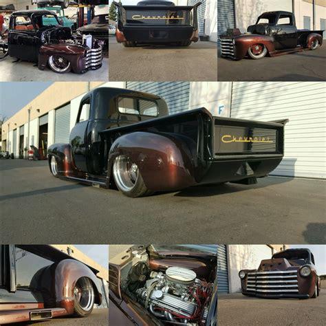 1953 Chevy 3100 Truck. Tons Of Custom Mods. 383 Stroker