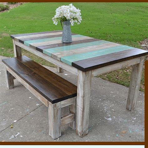 Stores That Sell Outdoor Furniture by Vertical Board Farmhouse Table Custom Built By