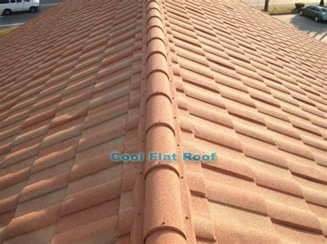 25 best ideas about metal roof tiles on metal