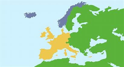 Europe Map Clipart Clip Domain Intro Gis