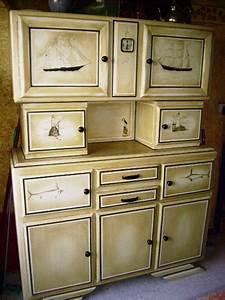 Cuisine Style Année 50 : meuble cuisine annees 50 60 id es novatrices de la ~ Premium-room.com Idées de Décoration