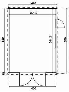 Blockbohlen 44 Mm : blockbohlen garage holzgarage gartenhaus 420x570 cm ebay ~ Orissabook.com Haus und Dekorationen