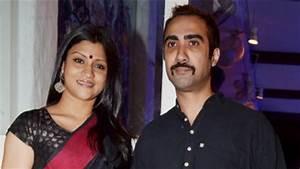 Bollywood couple Konkona Sen Sharma and Ranvir Shorey head ...