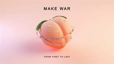 From First To Last  Make War [official Audio] Youtube