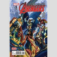 [review] All New All Different Avengers #1