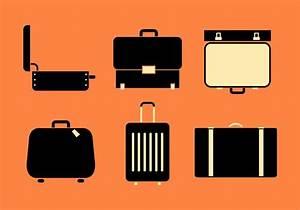 Suitcase Vectors - Download Free Vector Art, Stock ...
