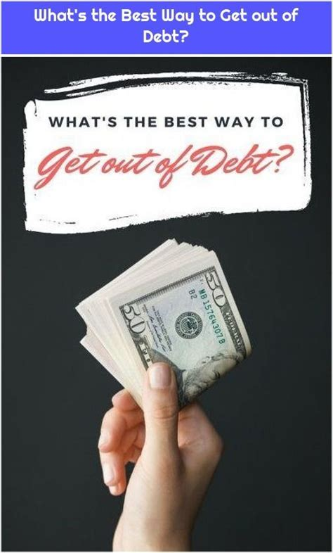 Understanding how your credit card's annual percentage rate (apr) is calculated and applied to your outstanding balances is crucial to maintaining control over the growth of your overall credit card debt. What's the Best Way to Get out of Debt?#debt #whats | Debt relief programs, Debt advice, Debt relief