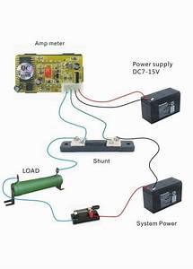 Mini Dc Ammeter Amp 0