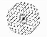 Coloring 3d Printable Adults Cube Optical Illusion Mario Shapes Sheets Getcolorings Trend Rubik Illusions Kart Soldier Roman Sh Popular Related sketch template