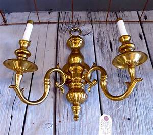 Ic0593, -, Matching, Antique, Wall, Sconces