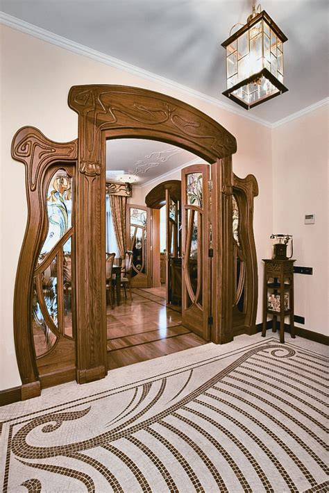 art nouveau style ls art nouveau on pinterest art nouveau interior art