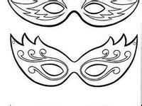 mask drawings images mask drawing carnival