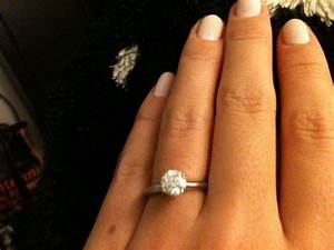 1 carat engagement ring andino jewellery With 1 carat wedding rings