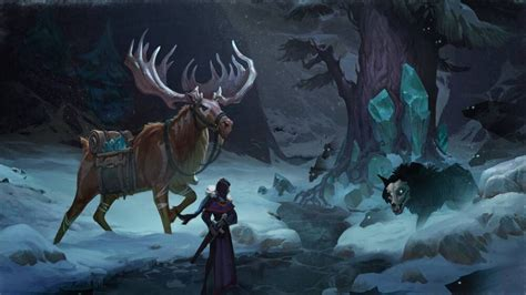 Expand Your Snowy DUNGEONS & DRAGONS Campaigns with ...
