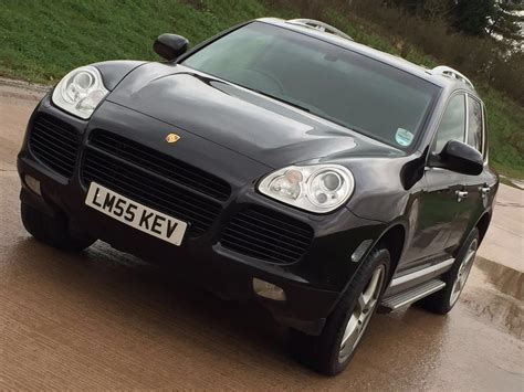 Used 2006 Porsche Cayenne Turbo S For Sale In London
