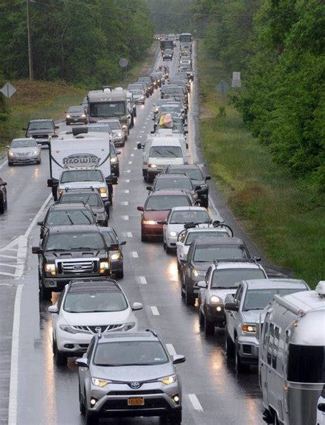 Route 6 Holiday Traffic Eases But Still Snarled News