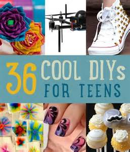 36 DIY Projects for Teens