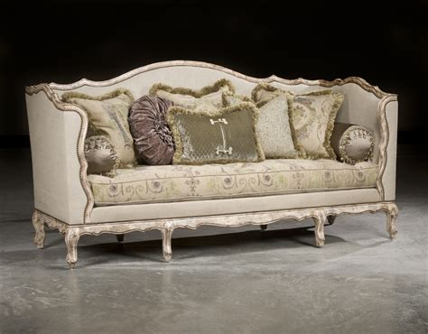 French Sofa Styles Vintage 1940s Louis Xv French Style
