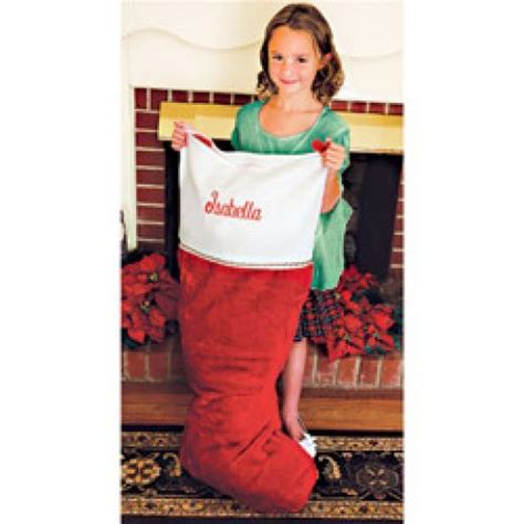 big stockings for christmas 1000 images about large on