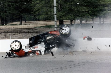 Worst Crashes In Indianapolis 500 History Woai