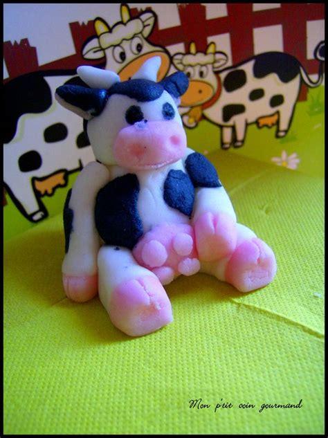 oh la vache en p 226 te 224 sucre id 233 e d 233 co pour g 226 teaux mon p coin gourmand