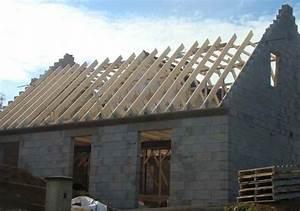 Faire Construire Une Maison : la charpente de notre maison neuve faire construire sa ~ Farleysfitness.com Idées de Décoration