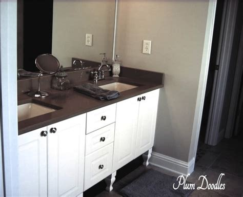bathroom vanity    custom piece