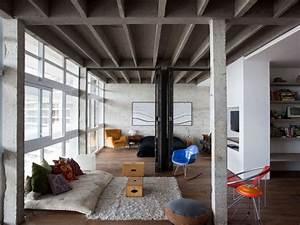 Renovation Hangar En Habitation : appartement esprit loft s o paulo ~ Nature-et-papiers.com Idées de Décoration