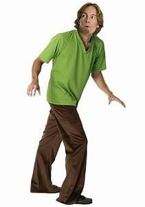 Men's Shaggy Rogers Costume - Adult Scooby Doo costumes