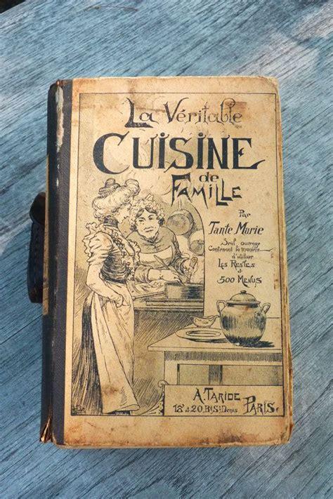 cuisine de famille cooking book la veritable cuisine de famille