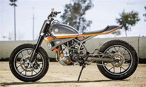 Custom Ktm With Lc4 Engine
