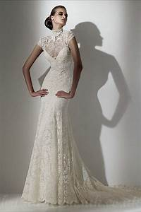 Vintage inspired lace wedding dresses pjbb gown for Vintage inspired wedding dresses
