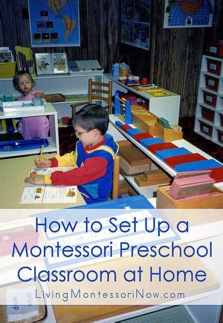 tour 12 fabulous homeschool rooms living 192 | How to Set Up a Montessori Preschool Classroom at Home