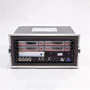 4-way Radio Microphone Set Sennheiser G3