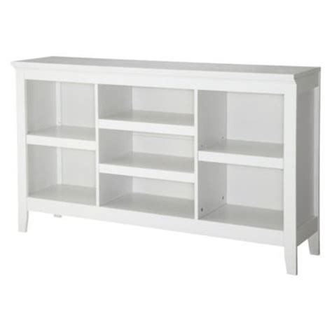 threshold carson horizontal bookcase carson horizontal bookcase threshold target tables