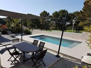 abritel location cap d39agde villa sur le golf du cap d With location maison avec piscine cap d agde
