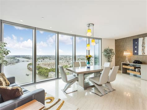 stunning views large contemporary central london apartment