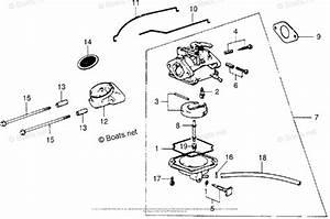 Honda Outboard Parts By Hp  U0026 Serial Range 10hp Oem Parts