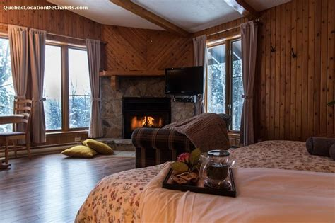 chalet chanteclair val david cottage rental qu 233 bec laurentides val david chalets chanteclair studio id 7892