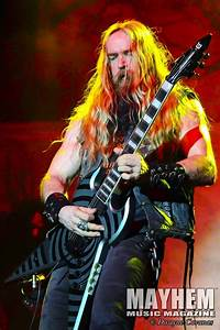 Zakk Wylde / Black Label Society Pictorial Review - Mayhem ...